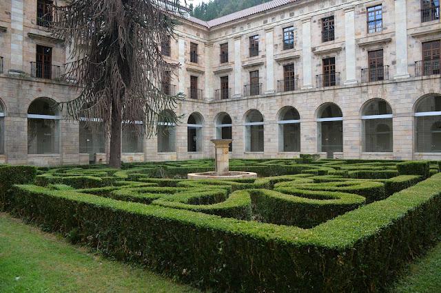 monasterio de corias parador asturias españa spain