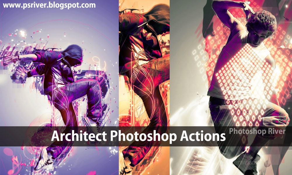 Architect Free ps Action Download ~ Photoshop River - Free ...