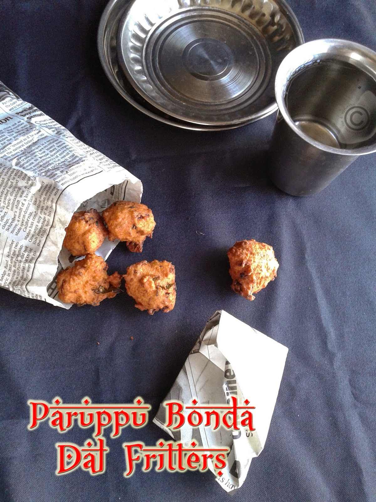 bonda-with-coconut-chutney