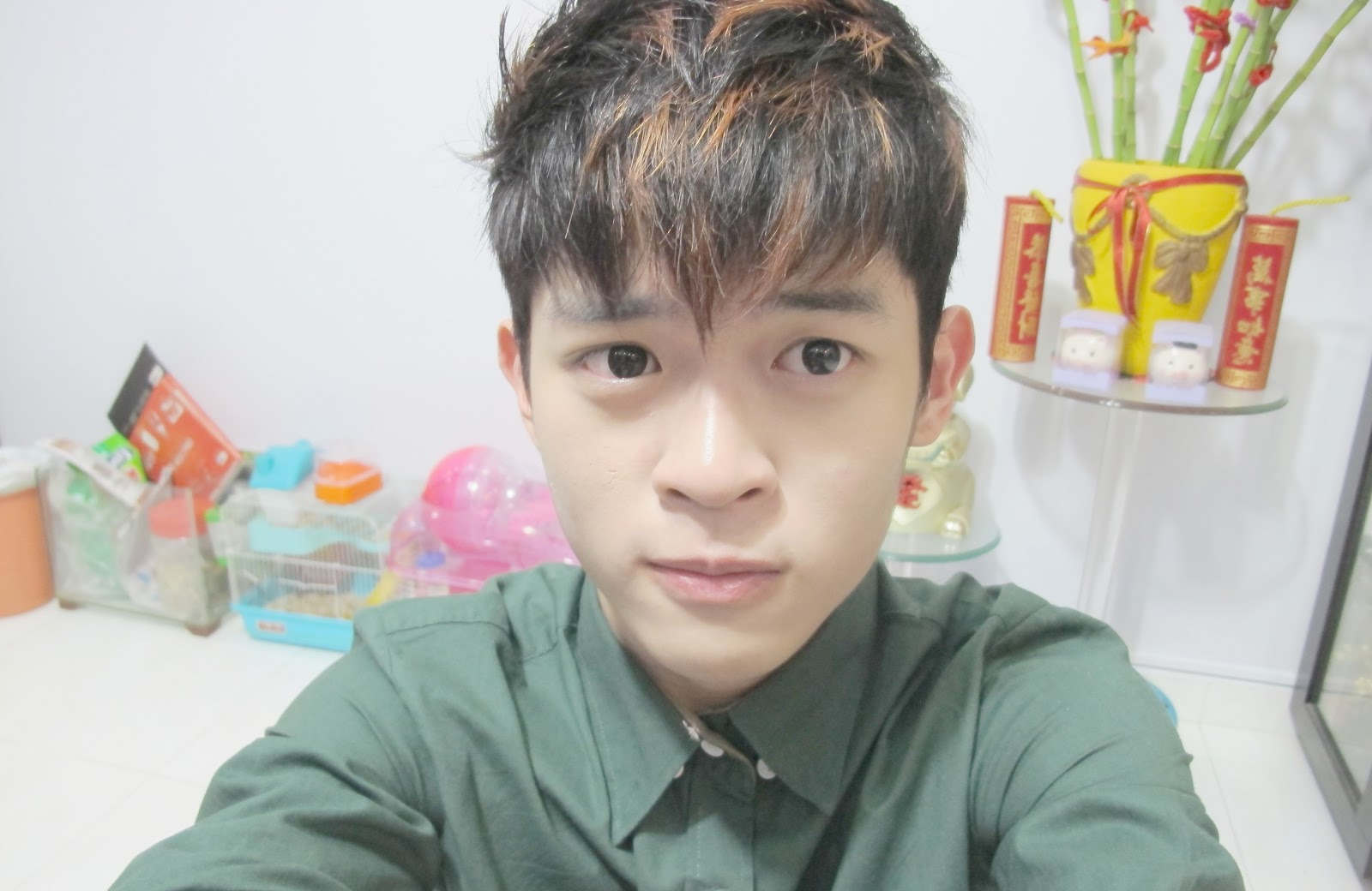 Korean School Boy Normally Has Hairstyles That Can Flaunt Their