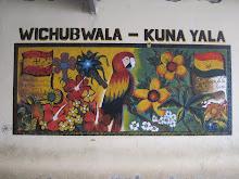 Kuna Yala vlag
