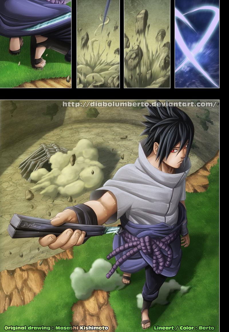 Naruto chap 570 Trang 17 - Mangak.info