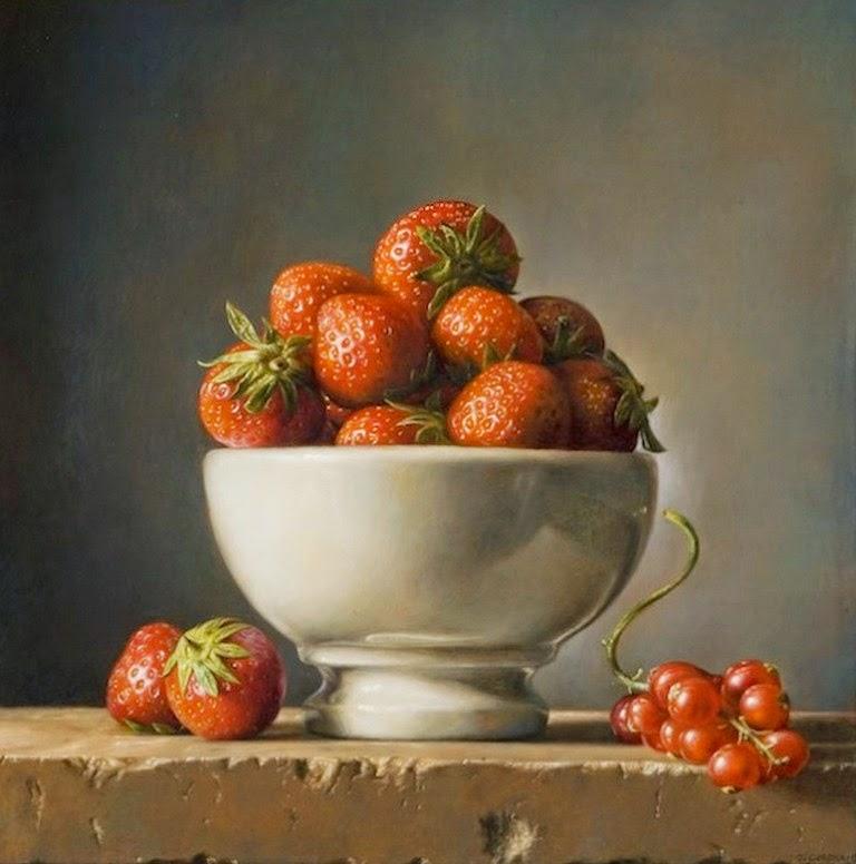 im genes arte pinturas cuadros de bodegones con fruteros