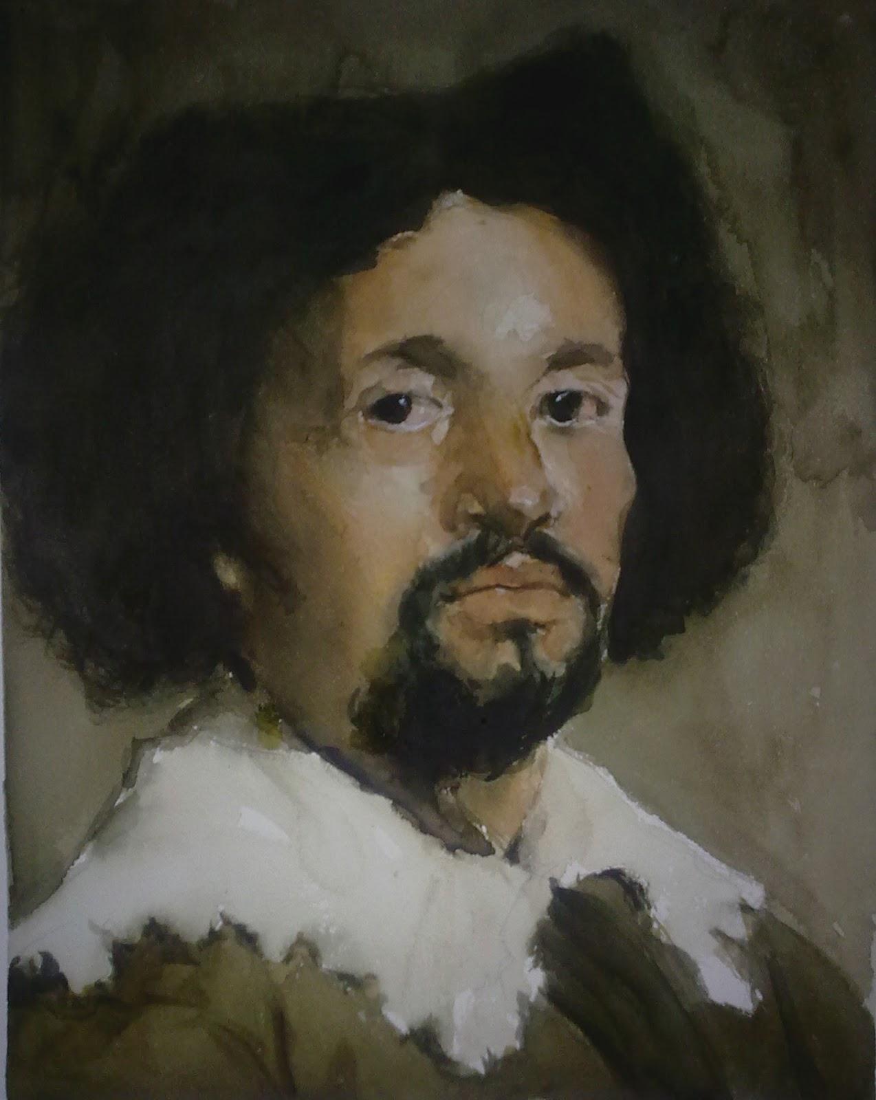 Pedro Martín Duque - Acuarelas