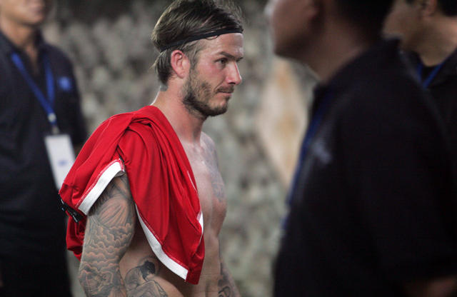 Galeri Foto & Video Andik Vermansyah VS Beckham