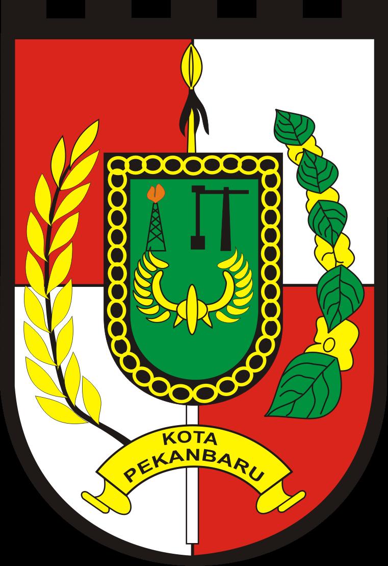 Logo Kota Pekanbaru Kumpulan Logo Lambang Indonesia