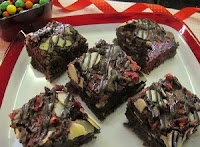 Resep Cake : Cranberry Chocolate Cake
