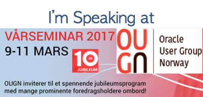 OUG Norway 2017