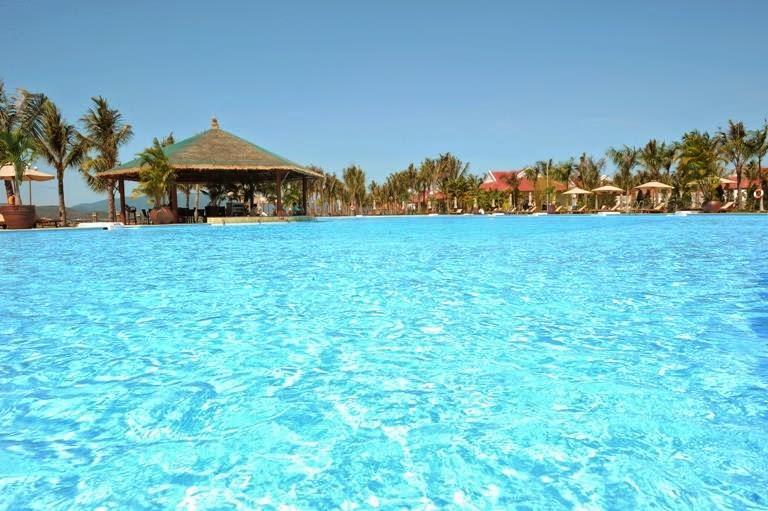 ảnh đẹp  Diamond Bay Resort Nha Trang