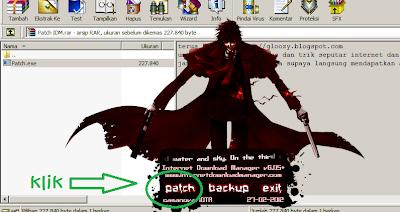 patch IDM