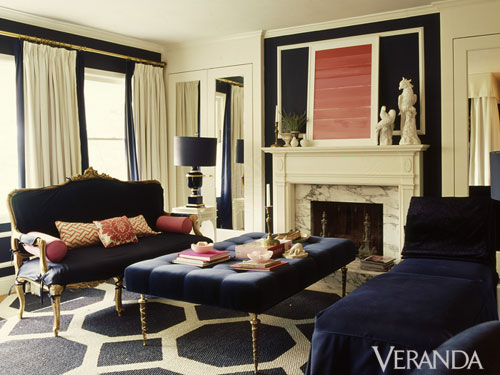 The peak of tr s chic mary mcdonald monday blog botox for Veranda living rooms