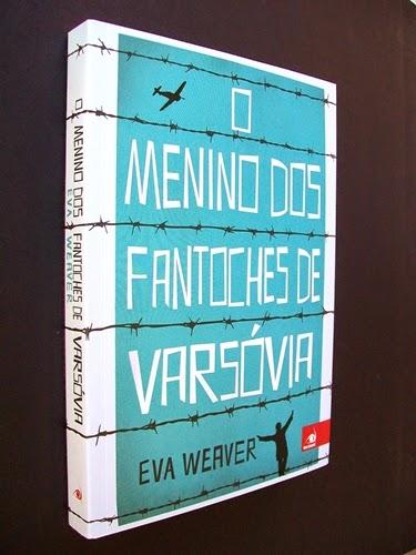 O Menino dos Fantochoes de Varsóvia - Eva Weaver