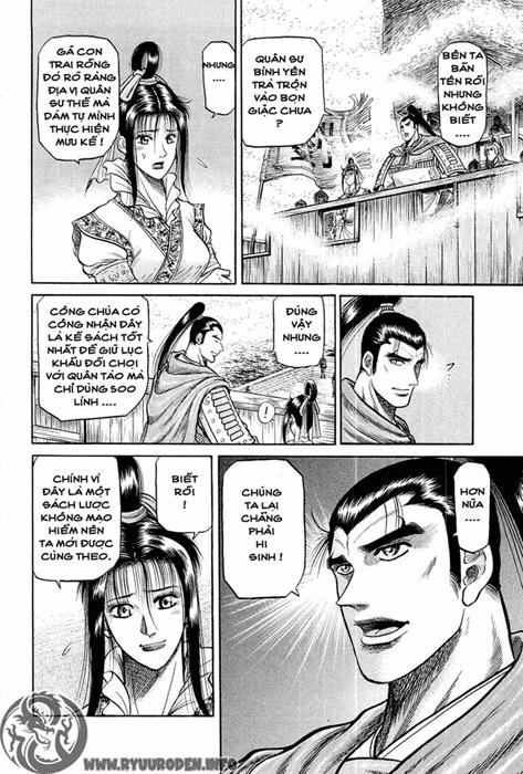 Chú bé rồng-Ryuuroden chap 37 Trang 17 - Mangak.info