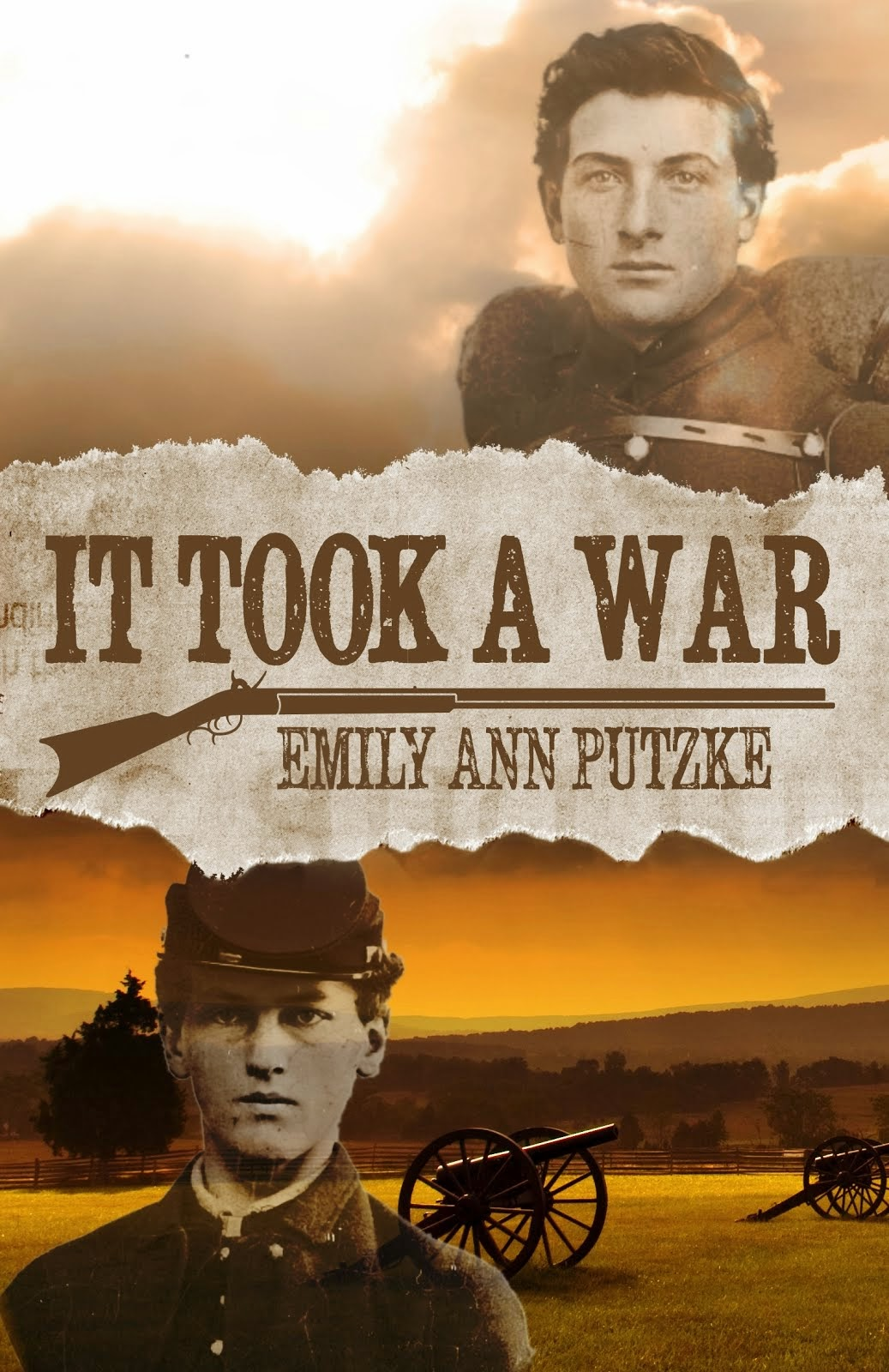 My Book - It Took a War