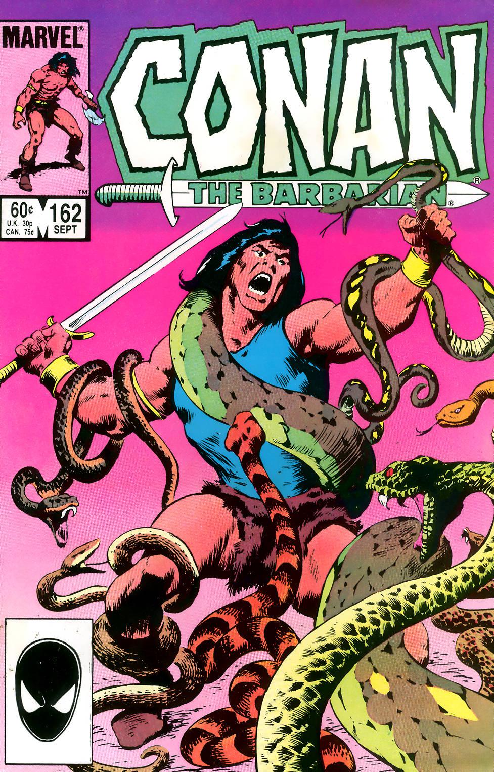 Conan the Barbarian (1970) Issue #162 #174 - English 1