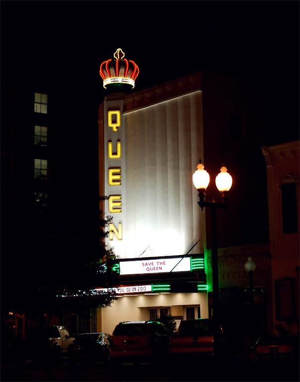 Queen Theater - Bryan Texas