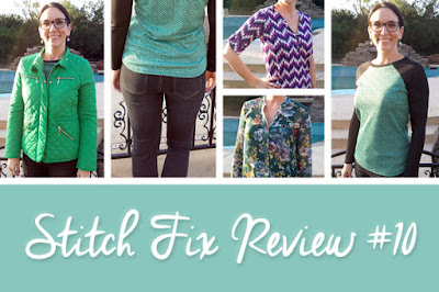 True Story - Stitch Fix Review #10