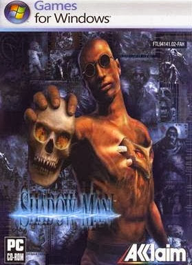 Free Download Shadow Man PC Game