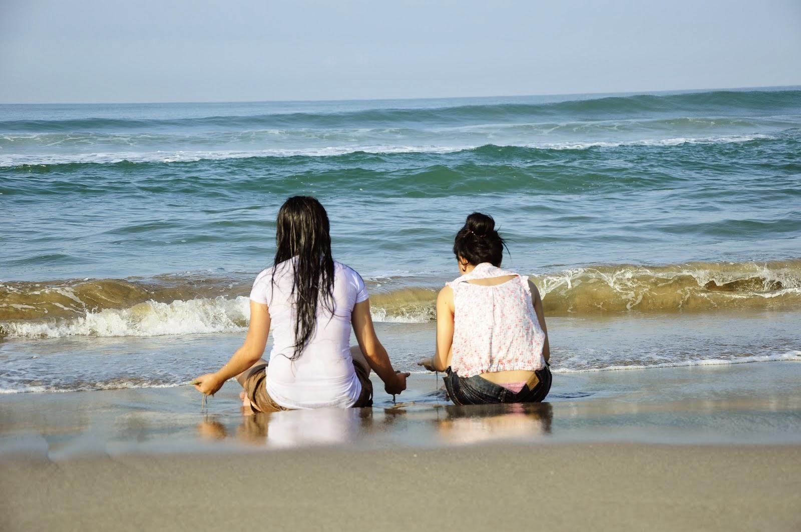 sawarna beach penginapan villa homestay resort dan hotel