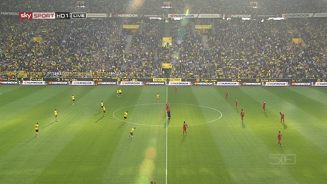 Bundesliga - Dortmund v Bayern Munich 04/05/2013