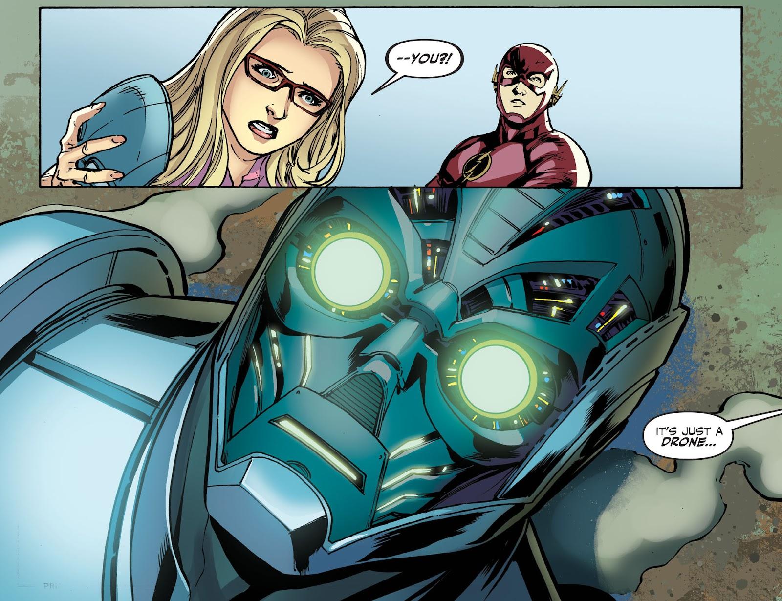 The Flash: Season Zero [I] Issue #10 #10 - English 20