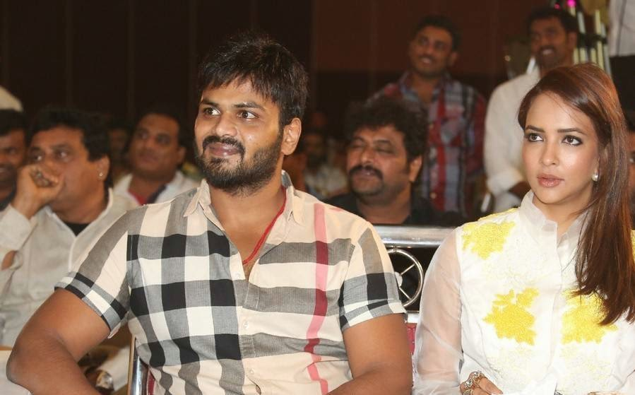 Manchu Lakshmi at Current Teega Movie Success Meet 2
