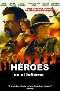 Héroes en el Infierno en Español Latino