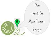 Die textile Ausflugskarte