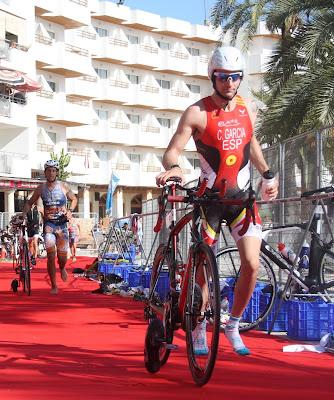 Campeonato de España de Triatlón Larga Distancia