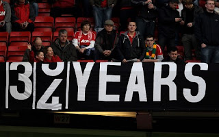 Stretford End Ticker Banner