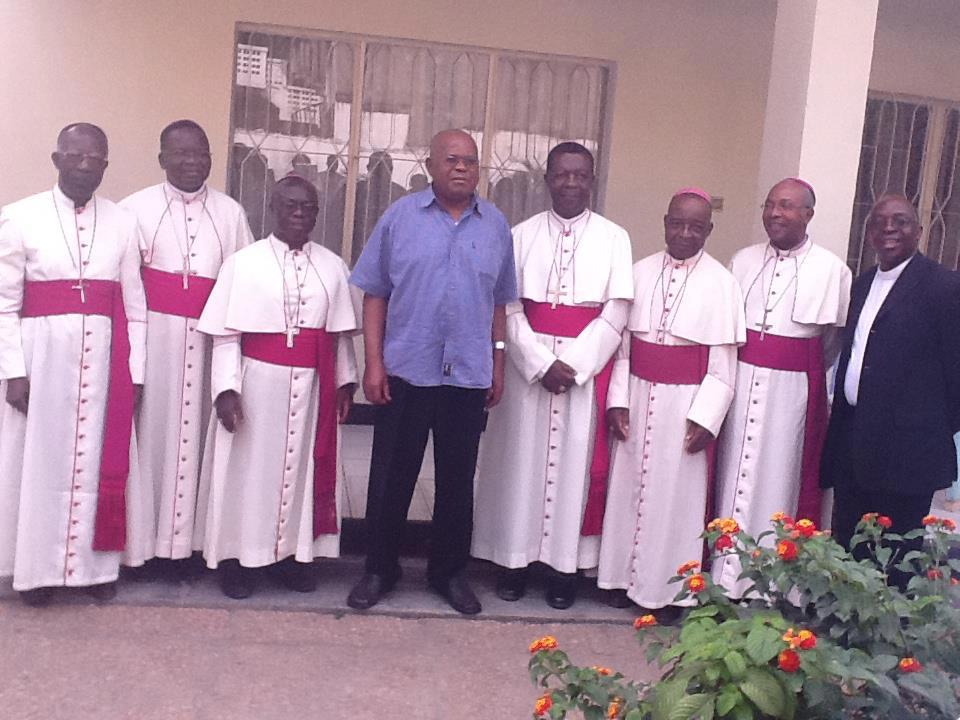 RDC : les évêques demandent à Kabila de partir en 2016