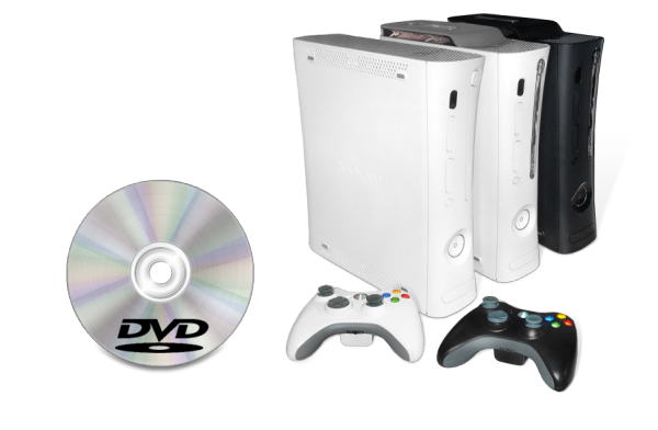 rip dvd to xbox 360