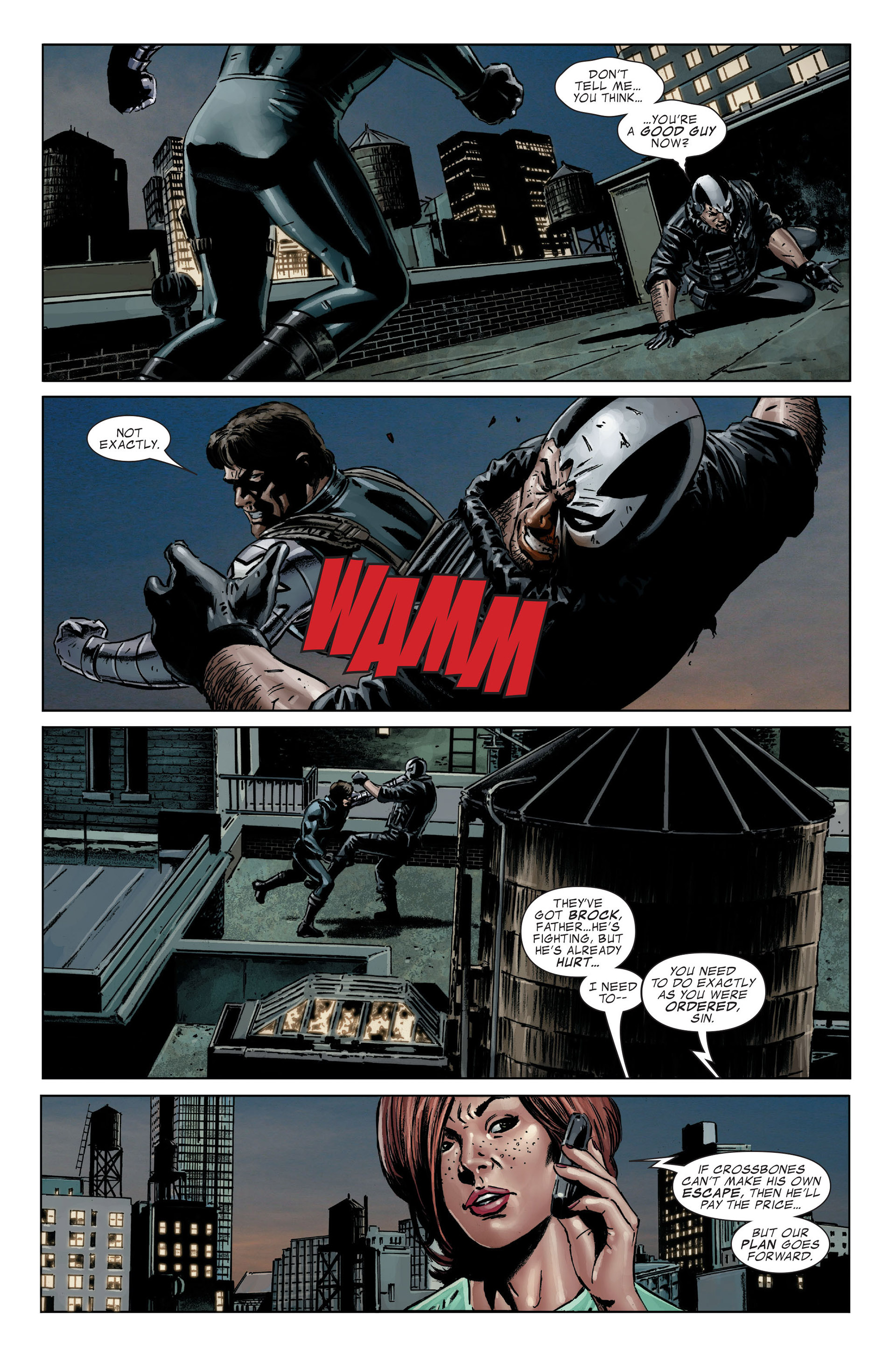 Captain America (2005) Issue #25 #25 - English 26