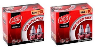 Good knight Activ+ Liquid Refill Twin Pack