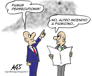 Azzollini, Senato, immunità, satira vignetta