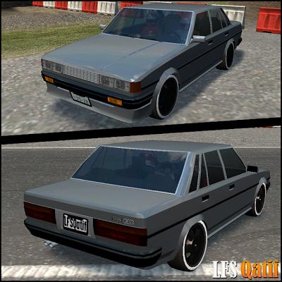 XR - GX71 Cresta