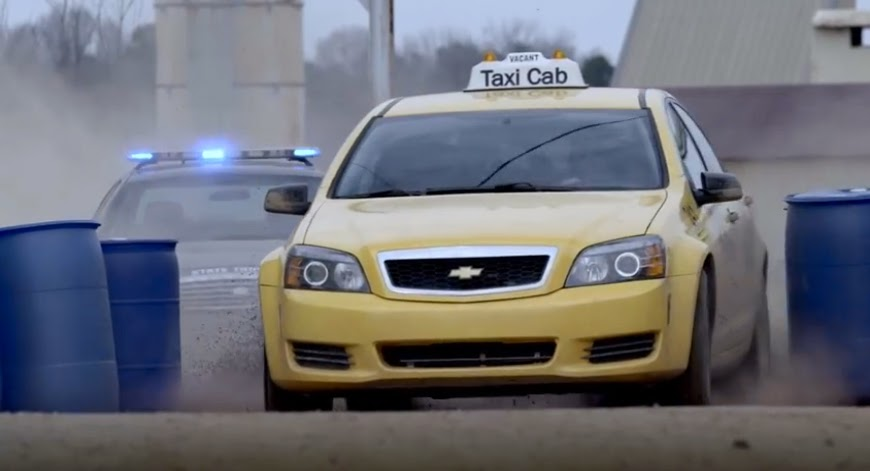 jeff gordon taxi