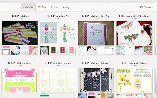simpleispretty.com: Pinterest