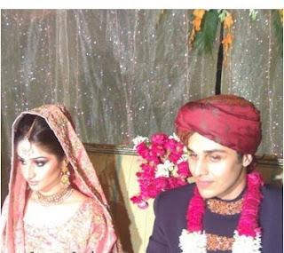 Ahsan Khan Wedding Photos