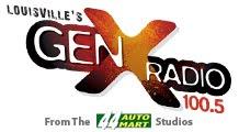 WLGX FM Gen X Radio 100.5