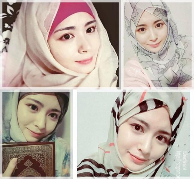 Foto Cantik Ayana Moon Pakai Hijab