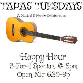 Tapas Tuesdays at The Rialto Theater