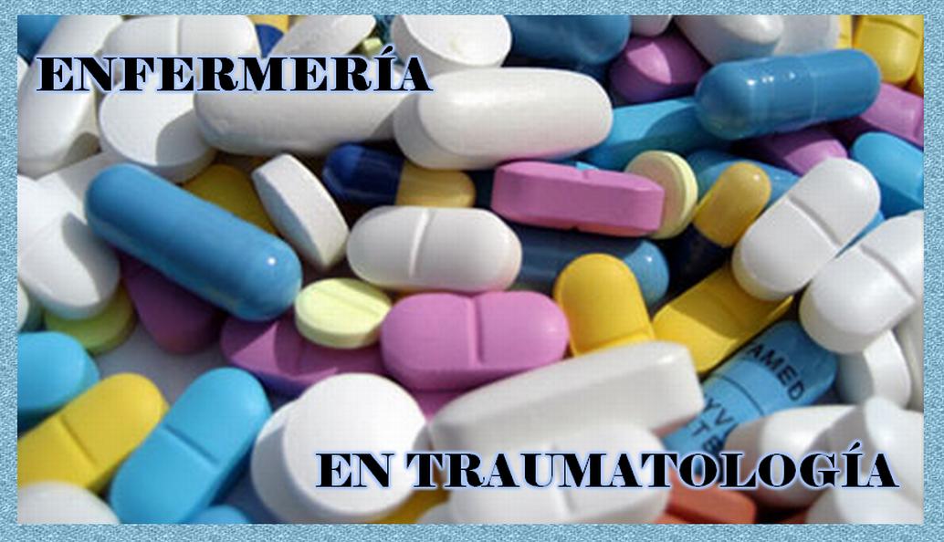 Enfermera en traumatología