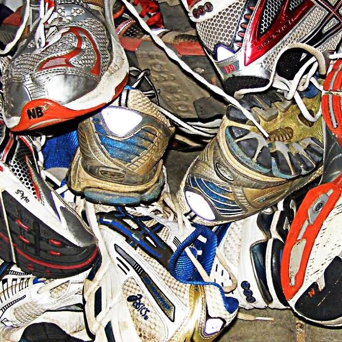 cambiar zapatillas viejas running