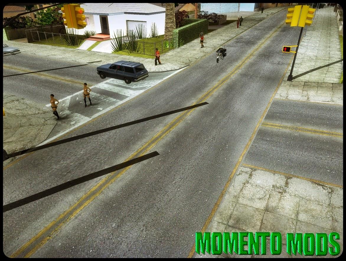 GTA SA - Todas Ruas GTA IV Para GTA San Andreas v3