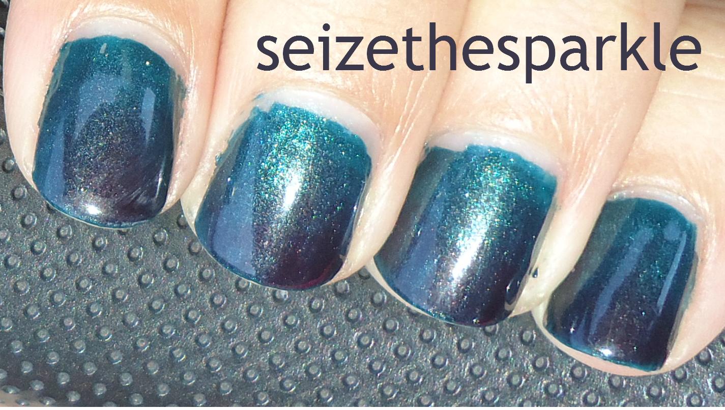 Zoya Gradient Manicure