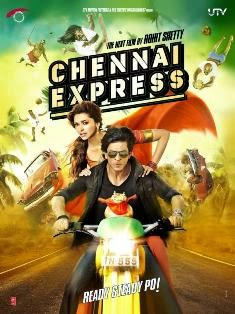 Cover Chennai Express ( 2013 ) | Sinemaloverz