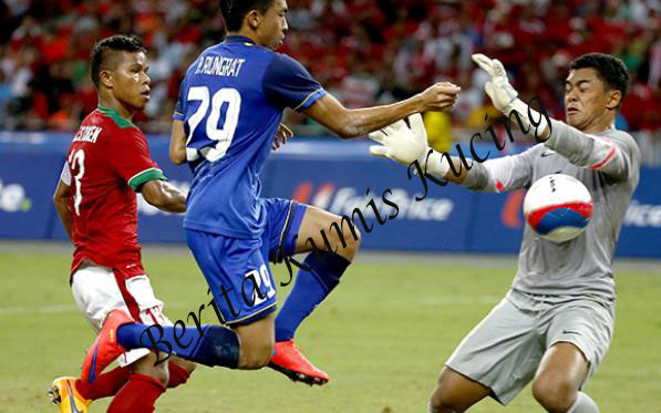 Hasil SEA GAMES 2015 TIMNAS U-23 Indonesia Vs Thailand, Indonesia Dipermalukan!