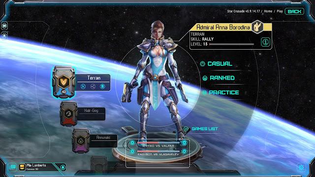 Star Crusade CCG PC Game Free Download