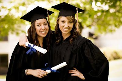 graduados, formandos do nível superior, imagem de profissionais graduados